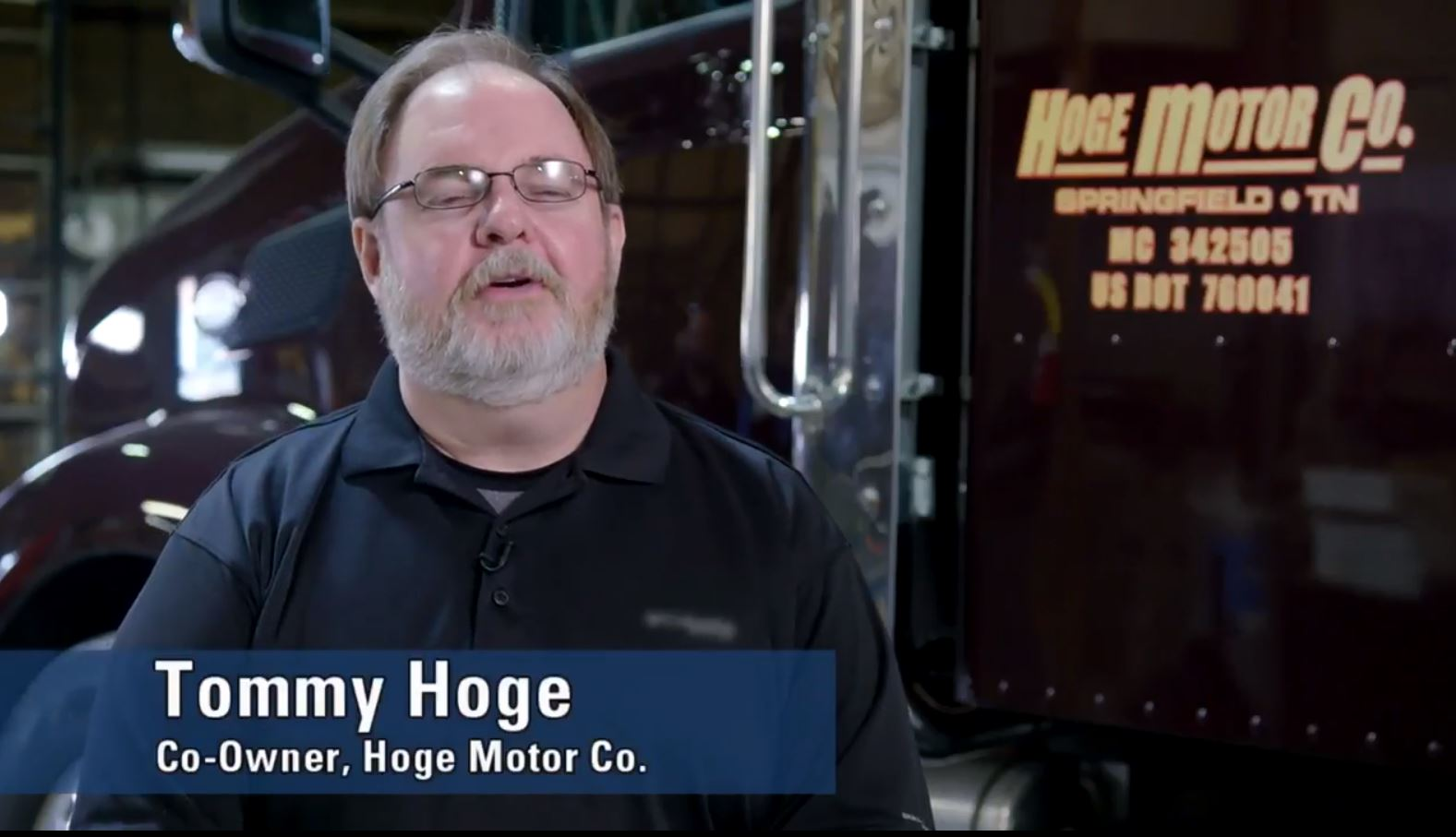 hoge motor company video